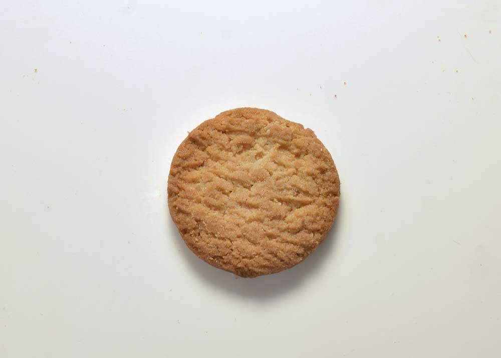 Almond Protein Cookies - Canister