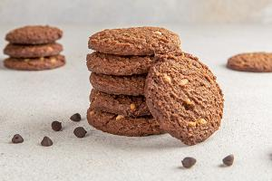 Double Choc chip Cookie
