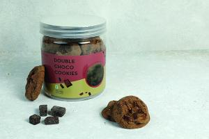 Double Choco Cookie
